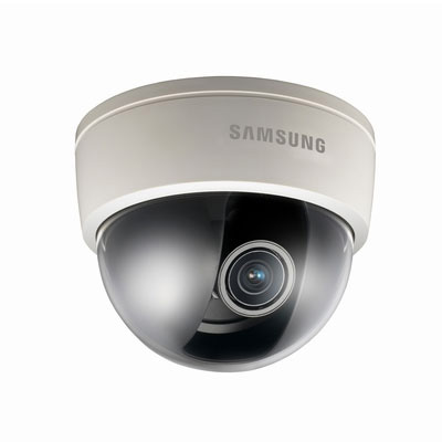 Hanwha Techwin America SCD-2081 650 TV lines varifocal dome camera