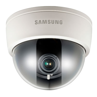 Samsung SCD-2081N 650 TV lines varifocal dome camera