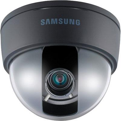 Samsung SCD-3081B WDR varifocal dome camera with 600 TVL resolution