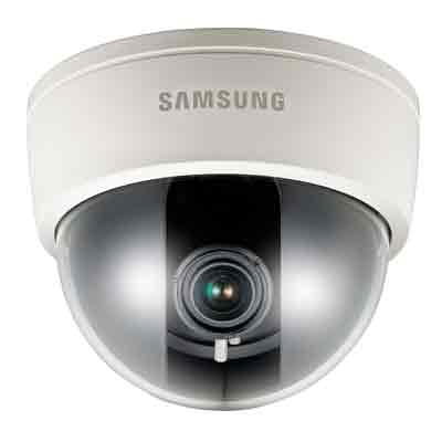 Samsung SCD-3081N high resolution WDR varifocal dome camera