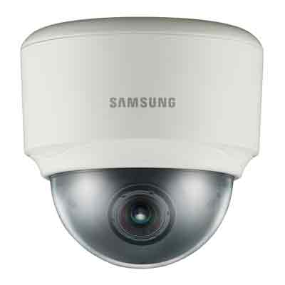 Hanwha Techwin America SCD-6080 TDN dome camera