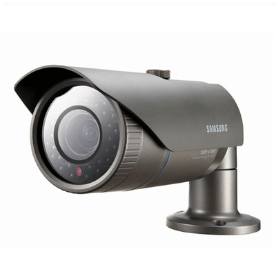 Samsung SCO-2080R CCTV camera with high performance black IR LED