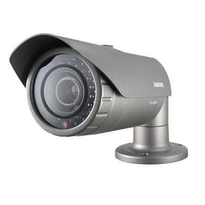Hanwha Techwin America SCO-2080RH high-resolution weather-resistant IR camera