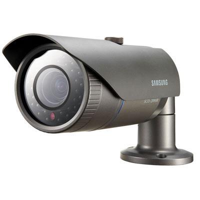 Hanwha Techwin America SCO-2081R 700TVL IR CCTV camera