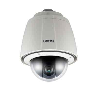 Hanwha Techwin America SCP-2270H motion detection PTZ camera