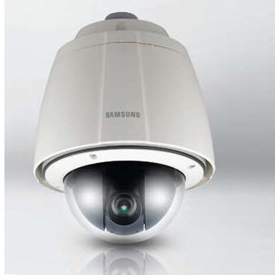 Hanwha Techwin America SCP-2270P true day / night internal PTZ high resolution dome camera