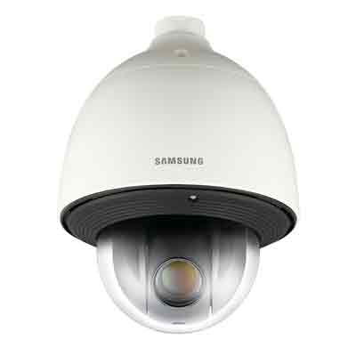 Hanwha Techwin America SCP-2271HN/2271N 27x PTZ dome camera