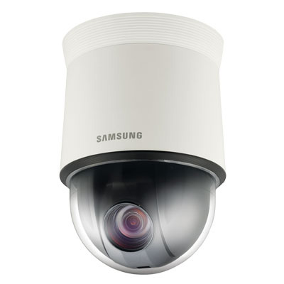 Samsung SCP-2273 680 TV lines true day/night PTZ dome camera