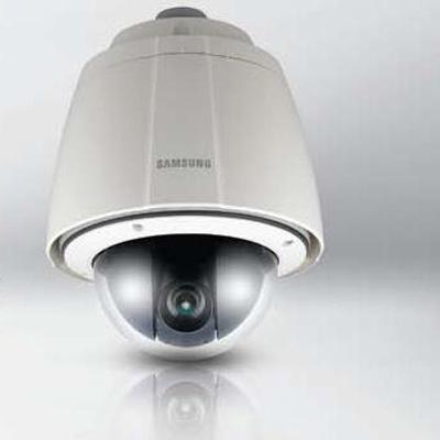 Hanwha Techwin America SCP-2330HP true day / night external PTZ high resolution dome camera