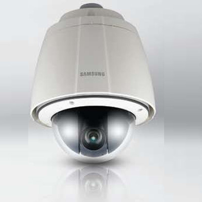 Samsung SCP-2330P true day / night PTZ high resolution dome camera