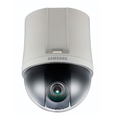 Hanwha Techwin America SCP-2370 PTZ dome camera with 600TVL resolution