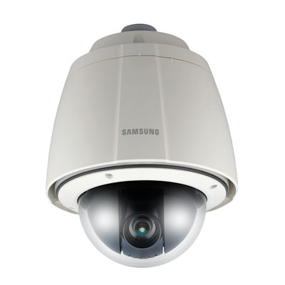 Hanwha Techwin America SCP-2370TH 600 TV lines outdoor PTZ camera