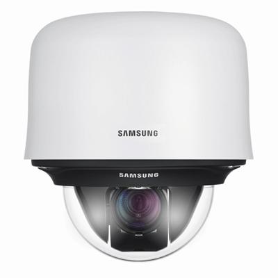 Hanwha Techwin America SCP-2430H dome camera with digital zoom