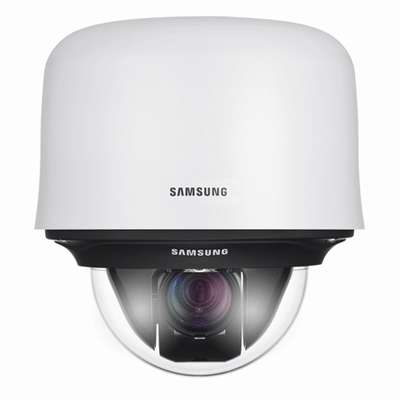 Samsung SCP-2430HP true day / night external PTZ dome camera with digital zoom