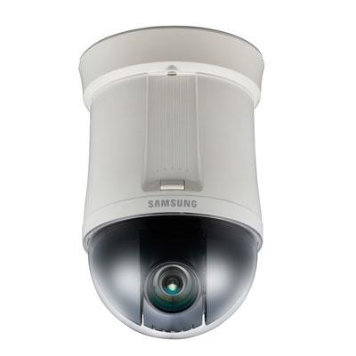 Hanwha Techwin America SCP-3370 600 TV lines WDR PTZ dome camera