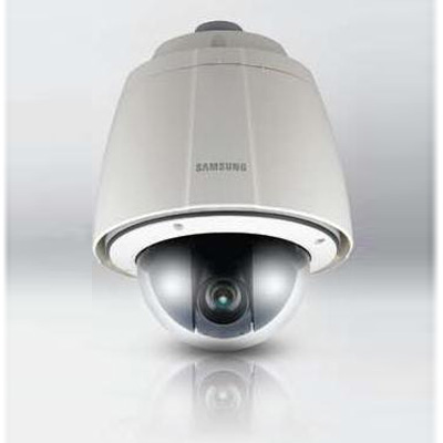Samsung SCP-3370THP true day / night external PTZ high resolution dome camera