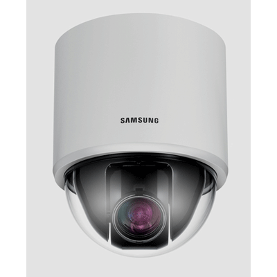 Hanwha Techwin America SCP-3430 dome camera with WDR backlight compensation