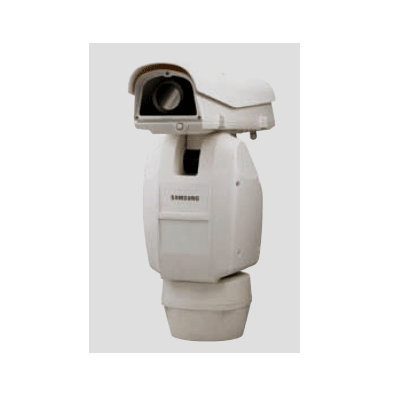 Hanwha Techwin America SCU-9051 CCTV camera with outstanding 1km detection without lighting