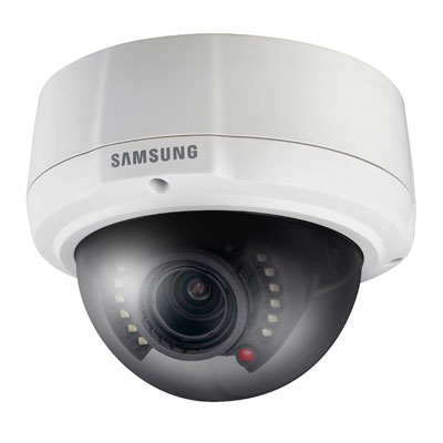 Samsung SCV-2082R 700 TVL vandal-resistant IR dome camera