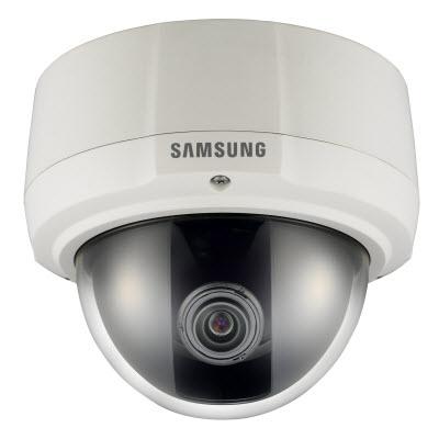 Hanwha Techwin America SCV-3083 1/3 inch colour / monochrome dome camera