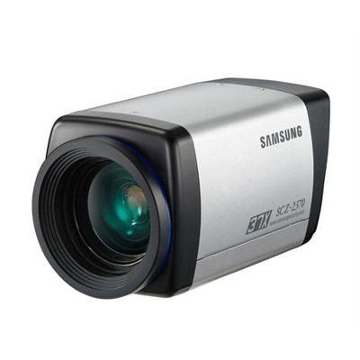 Samsung SCZ-2370 CCTV camera with digital image stabilisation