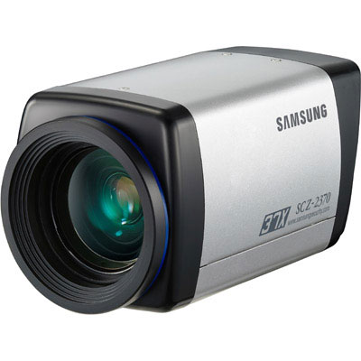 Samsung SCZ-2370PD 680TVL day/night zoom camera