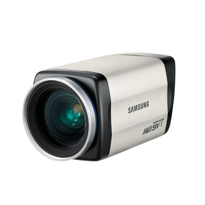 Samsung SCZ-3370 CCTV camera with intelligent video functions