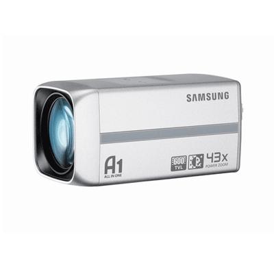Samsung SCZ-3430 CCTV camera with wide dynamic range
