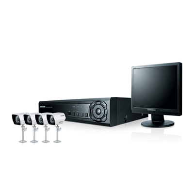 Samsung SDE-3170 CCTV observation system and accessory with IR night vision