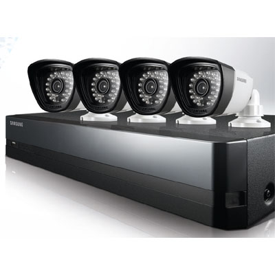 Hanwha Techwin America SDS-P3042 4 channel real-time digital video recorder