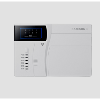 Samsung SIC-0400 intruder alarm system control panel & accessory with bell output and buzzer indication