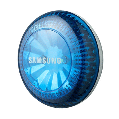 Samsung SIE-0001 intruder warning device with back light at night