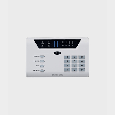 Samsung SIK-0001 intruder alarm system control panel & accessory with anti-tamper