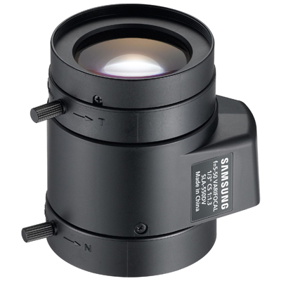 Samsung SLA-550DV 1/3 inch CCTV varifocal lens with 5 ~ 50 mm focal length