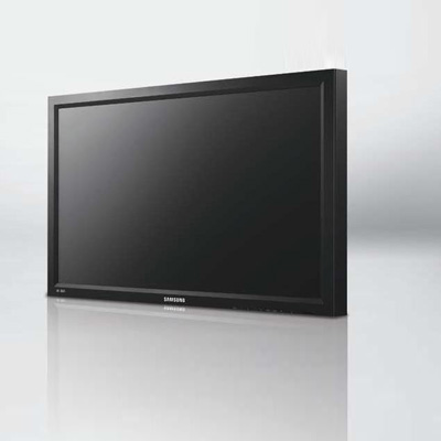 Hanwha Techwin America SMT-4023P colour TFT monitor with HDMI
