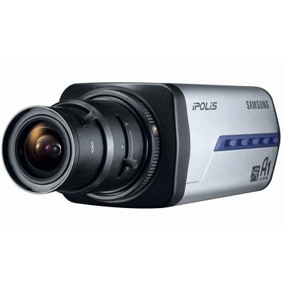 Hanwha Techwin America SNB-2000 IP camera with digital image stabiliser
