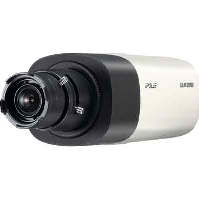 Samsung SNB-6004 2 megapixel network camera with enhanced WDR