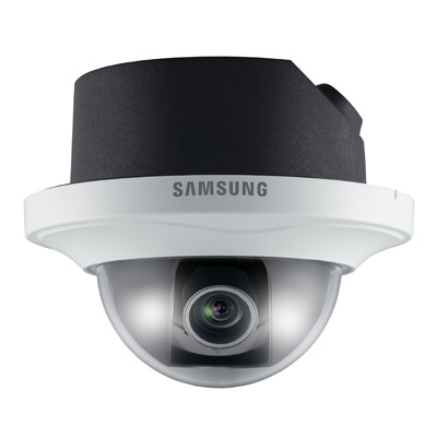 Samsung launches people counting network dome