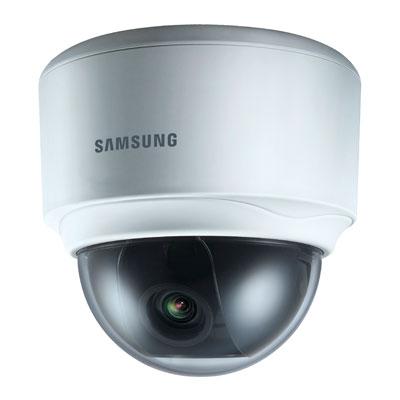 SND-5080F - Hanwha Techwin America introduce new megapixel HD network dome camera