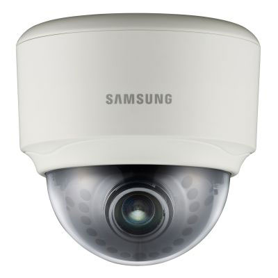 Samsung SND-7082 full HD network dome camera with 3 megapixel resolution