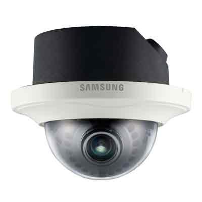 Hanwha Techwin America SND-7082F 3 megapixel full HD network dome camera