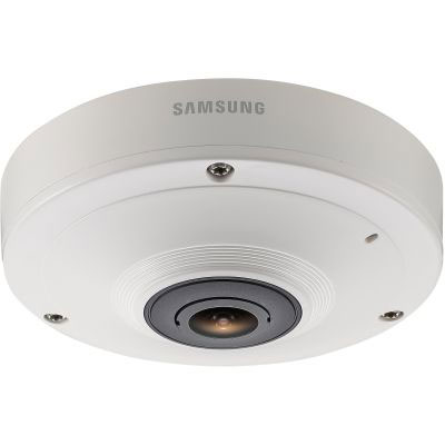 Samsung Techwin 360-degree high definition camera