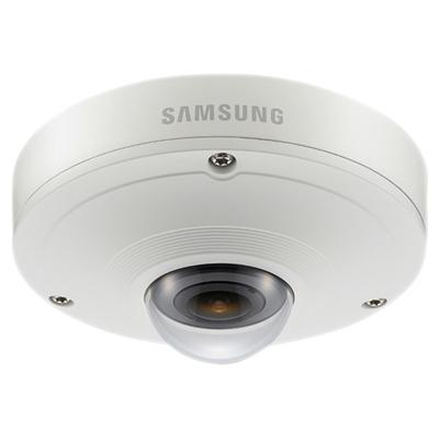 Hanwha Techwin America SNF-7010VM 3MP fisheye IP dome camera