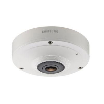 Hanwha Techwin America SNF-8010 5 megapixel fisheye camera