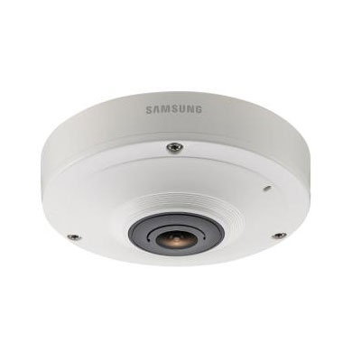 Samsung SNF-8010VM 5 Megapixel Fisheye Camera