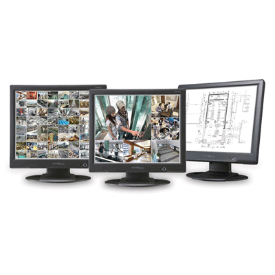 Hanwha Techwin America SNM-64S CCTV software with 128 channel live monitoring