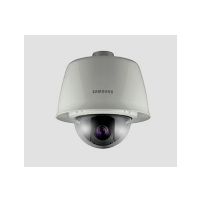 Hanwha Techwin America SNP-3120VH dome camera with vandal resistant body