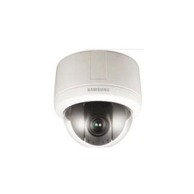 Hanwha Techwin America SNP-3120VP dome camera with digital image stabilisation
