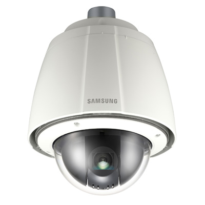 Hanwha Techwin America introduces new H.264 network speed dome camera range