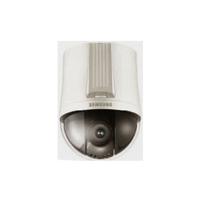 Hanwha Techwin America SNP-5190 dome camera with bi-directional audio support